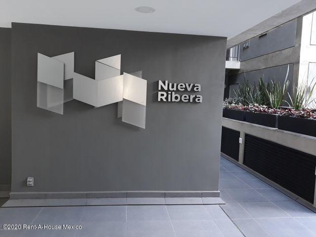 Departamento Distrito Federal>Cuauhtémoc>Santa Maria la Ribera - Renta:11.500 Pesos - codigo: 21-250