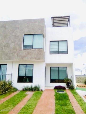 Casa Hidalgo>Pachuca de Soto>San Antonio El Desmonte - Venta:1.435.000 Pesos - codigo: 21-262