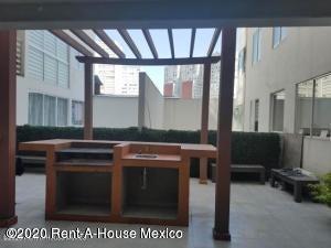 Departamento Distrito Federal>Alvaro Obregón>Carola - Renta:12.400 Pesos - codigo: 21-263