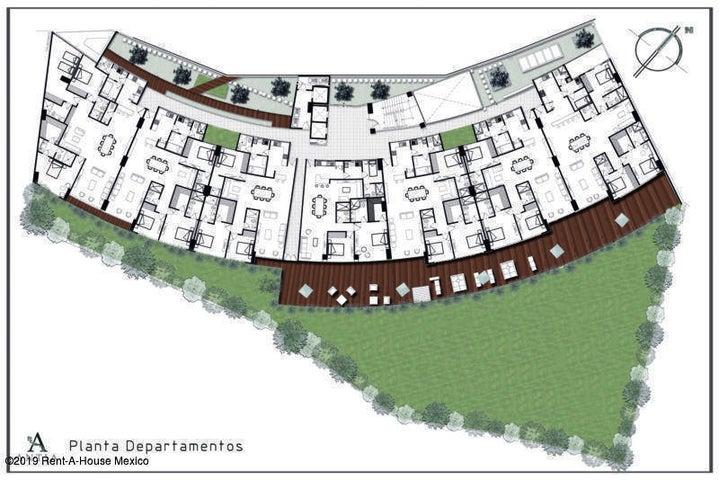 Departamento Estado de Mexico>Huixquilucan>Hacienda de las Palmas - Venta:8.296.633 Pesos - codigo: 21-315