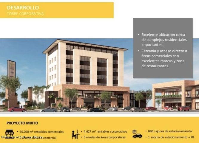 Oficina Queretaro>Queretaro>El Refugio - Renta:16.630 Pesos - codigo: 21-402