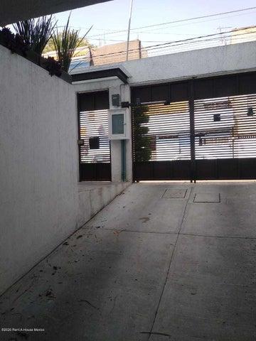 Departamento Distrito Federal>Tlalpan>Tlalpan Centro - Venta:3.500.000 Pesos - codigo: 21-510