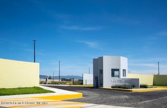 Terreno Hidalgo>Pachuca de Soto>San Antonio - Venta:600.000 Pesos - codigo: 21-529