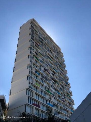 Departamento Queretaro>Queretaro>Centro Sur - Renta:21.000 Pesos - codigo: 21-579