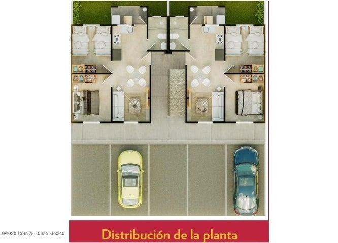 Departamento Queretaro>El Marques>Real Solare - Venta:788.000 Pesos - codigo: 21-618