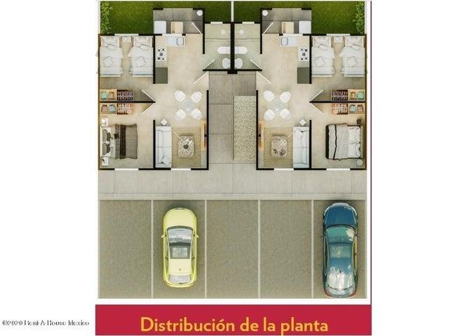 Departamento Queretaro>El Marques>Real Solare - Venta:744.000 Pesos - codigo: 21-620