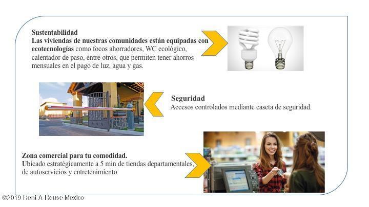 Casa Queretaro>El Marques>Real Solare - Venta:1.064.000 Pesos - codigo: 21-622