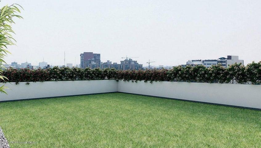 Departamento Distrito Federal>Benito Juárez>Narvarte Poniente - Venta:4.148.000 Pesos - codigo: 21-636