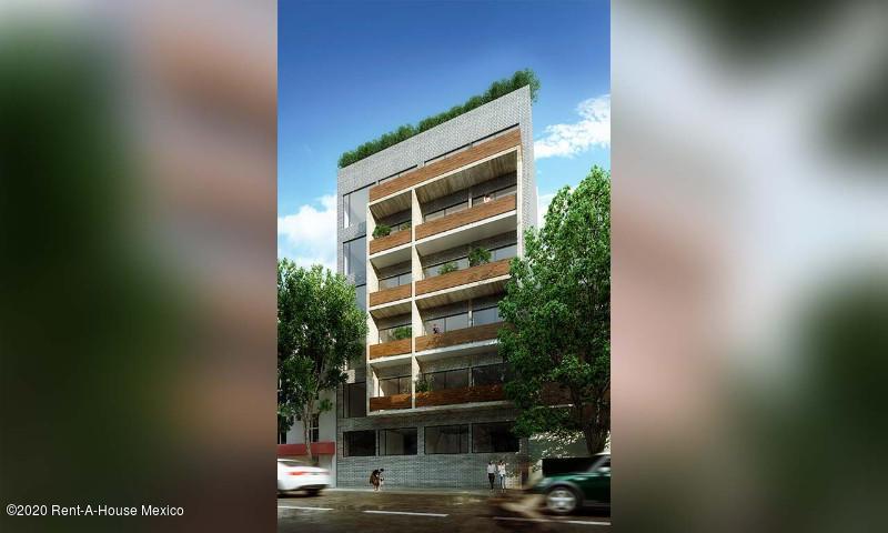 Departamento Distrito Federal>Benito Juárez>Del Valle Sur - Venta:5.030.000 Pesos - codigo: 21-678