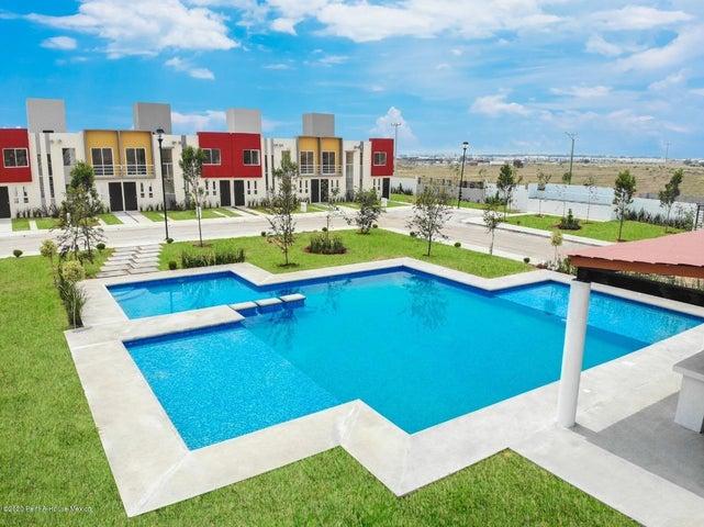 Casa Hidalgo>Tizayuca>El Carmen - Venta:780.000 Pesos - codigo: 21-711