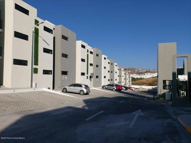 Departamento Queretaro>Queretaro>Jardines de Santiago - Venta:955.000 Pesos - codigo: 21-718
