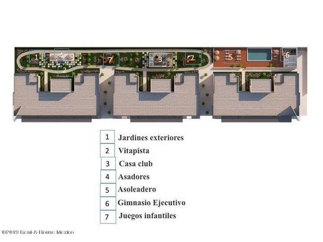 Departamento Queretaro>Queretaro>Centro Sur - Venta:4.414.159 Pesos - codigo: 21-741