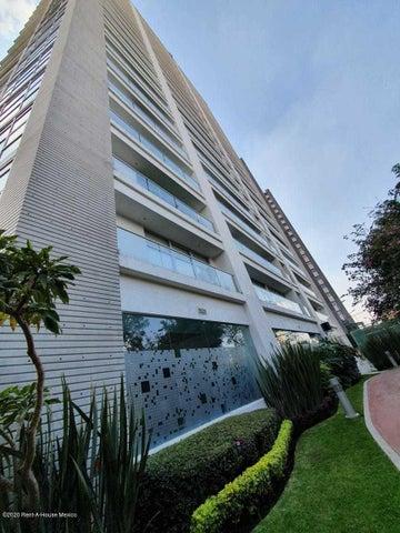 Departamento Distrito Federal>Miguel Hidalgo>Ampliacion Granada - Renta:30.000 Pesos - codigo: 21-749