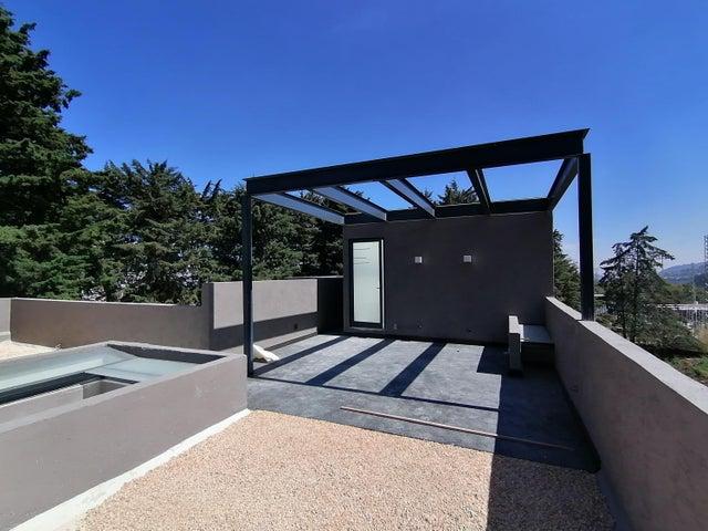 Casa Distrito Federal>Cuajimalpa de Morelos>Contadero - Venta:23.574.140 Pesos - codigo: 21-803