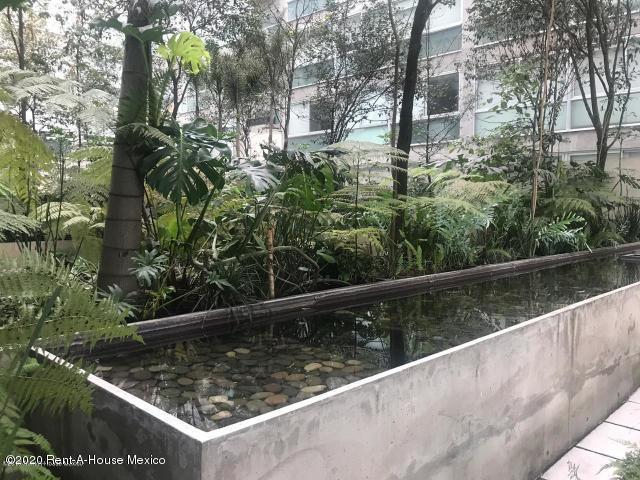 Departamento Distrito Federal>Alvaro Obregón>Santa Fe - Renta:17.000 Pesos - codigo: 21-866