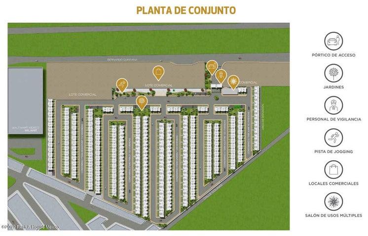 Casa Queretaro>Queretaro>Ciudad Del Sol - Venta:1.307.000 Pesos - codigo: 21-872
