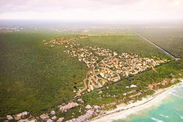 Terreno Quintana Roo>Tulum>Akumal - Venta:625.966 Dolar - codigo: 21-923