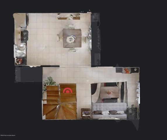 Casa Hidalgo>Mineral de la Reforma>La Noria - Venta:630.000 Pesos - codigo: 21-1116