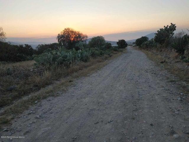 Terreno Hidalgo>San Agustin Tlaxiaca>Ejido San Juan Tilcuautla - Renta:1.956.474 Pesos - codigo: 21-1162