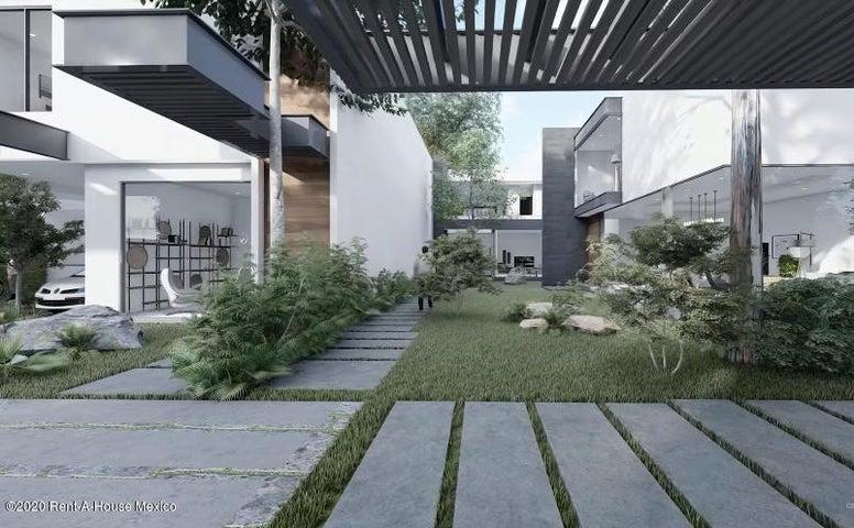 Casa Distrito Federal>Coyoacan>El Carmen Coyoacan - Venta:29.620.100 Pesos - codigo: 21-507