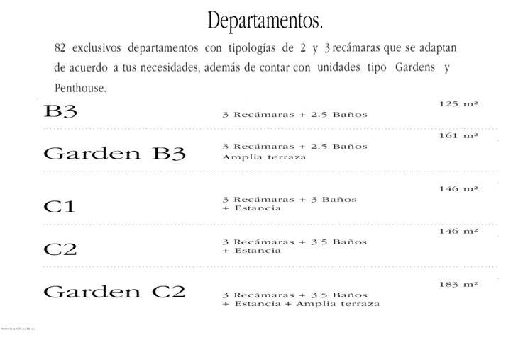 Departamento Queretaro>El Marques>Piamonte - Venta:4.826.630 Pesos - codigo: 21-1281
