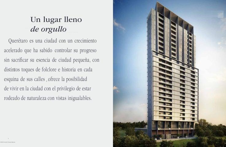 Departamento Queretaro>El Marques>Piamonte - Venta:5.043.939 Pesos - codigo: 21-1282