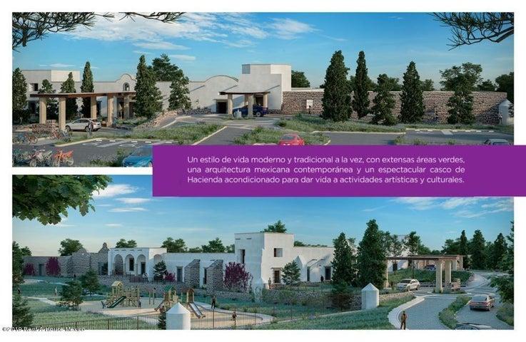 Terreno Queretaro>El Marques>Capital Sur - Venta:690.550 Pesos - codigo: 21-1288