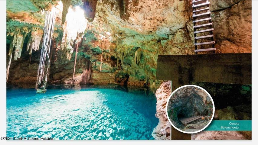 Terreno Yucatan>Cuzama>Pueblo Cuzama - Venta:310.105 Pesos - codigo: 21-1366