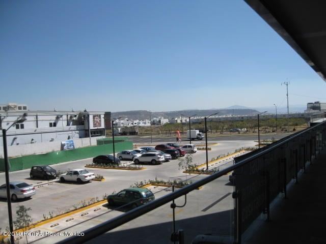 Oficina Queretaro>Queretaro>Santa Fe de Juriquilla - Renta:43.153 Pesos - codigo: 21-1409