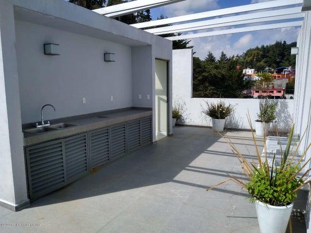 Casa Distrito Federal>Cuajimalpa de Morelos>Cuajimalpa - Renta:29.000 Pesos - codigo: 21-1416