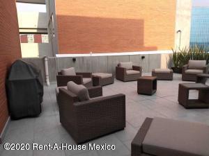 Departamento Distrito Federal>Alvaro Obregón>San Pedro de los Pinos - Renta:11.500 Pesos - codigo: 21-1482