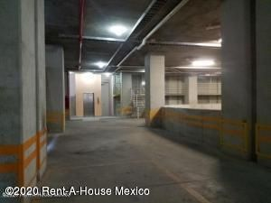 Departamento Distrito Federal>Alvaro Obregón>Carola - Renta:16.500 Pesos - codigo: 21-1483