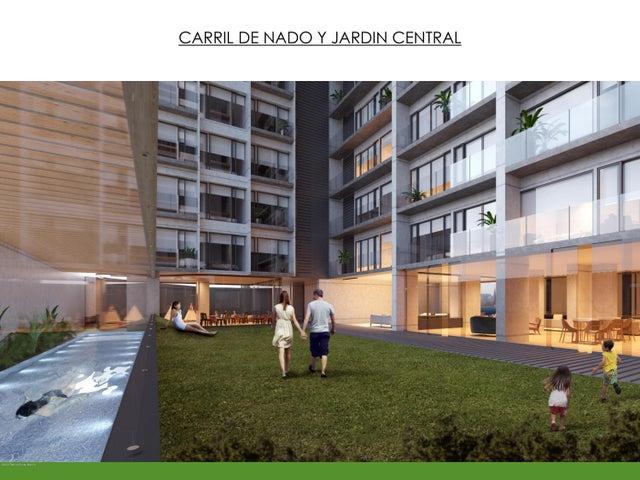 Departamento Distrito Federal>Cuauhtémoc>Hipodromo Condesa - Venta:12.371.000 Pesos - codigo: 21-1562