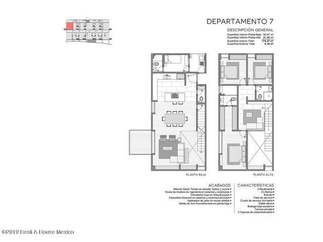 Departamento Queretaro>Queretaro>Loma Dorada - Venta:4.950.000 Pesos - codigo: 21-1631