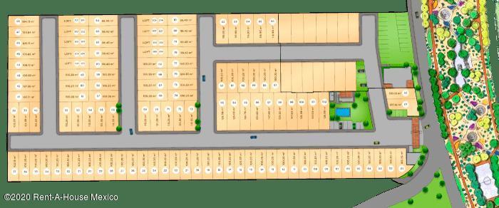 Departamento Queretaro>El Marques>Zakia - Venta:1.230.000 Pesos - codigo: 21-1754