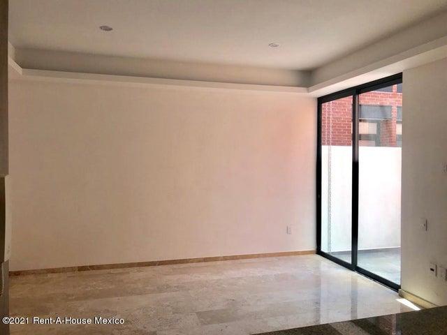 Departamento Distrito Federal>Cuajimalpa>San Jose de los Cedros - Renta:15.500 Pesos - codigo: 21-1756
