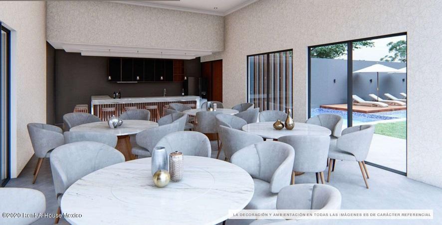 Casa Queretaro>El Marques>Zibata - Venta:2.815.746 Pesos - codigo: 21-1790