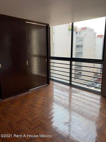 Departamento Distrito Federal>Miguel Hidalgo>Polanco - Renta:35.000 Pesos - codigo: 21-1826