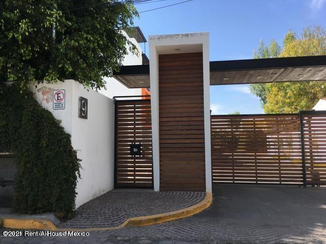 Departamento Queretaro>Corregidora>El Pueblito - Renta:10.000 Pesos - codigo: 21-1862