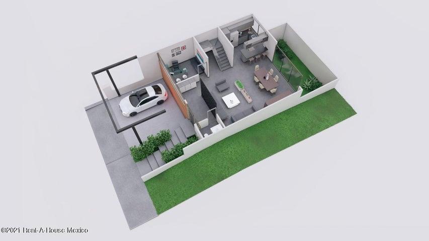 Casa Queretaro>El Marques>Zibata - Venta:4.500.000 Pesos - codigo: 21-1863