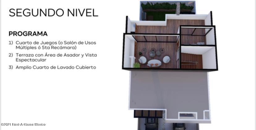 Casa Queretaro>El Marques>Zibata - Venta:4.890.000 Pesos - codigo: 21-1870