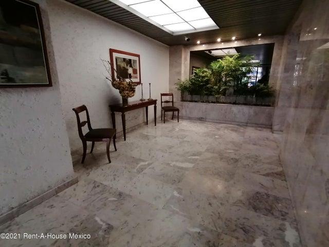 Departamento Distrito Federal>Miguel Hidalgo>Polanco - Renta:40.000 Pesos - codigo: 21-1874