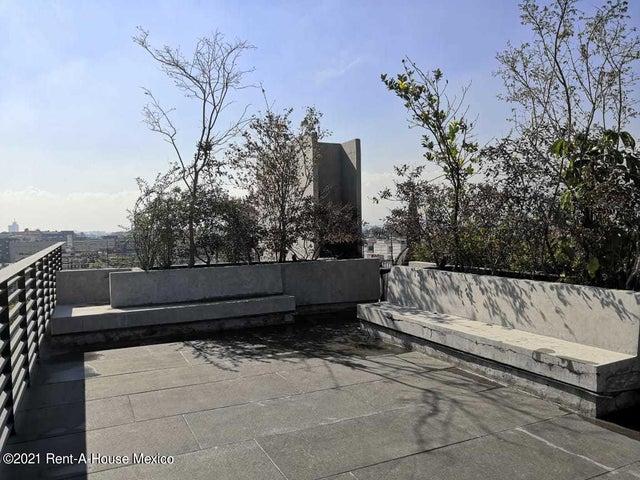 Departamento Distrito Federal>Cuauhtémoc>Roma Norte - Venta:4.690.000 Pesos - codigo: 21-1891