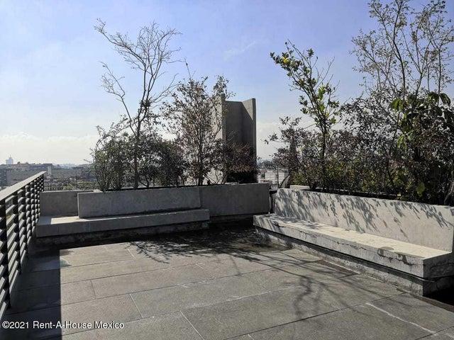 Departamento Distrito Federal>Cuauhtémoc>Roma Norte - Venta:4.110.000 Pesos - codigo: 21-1906