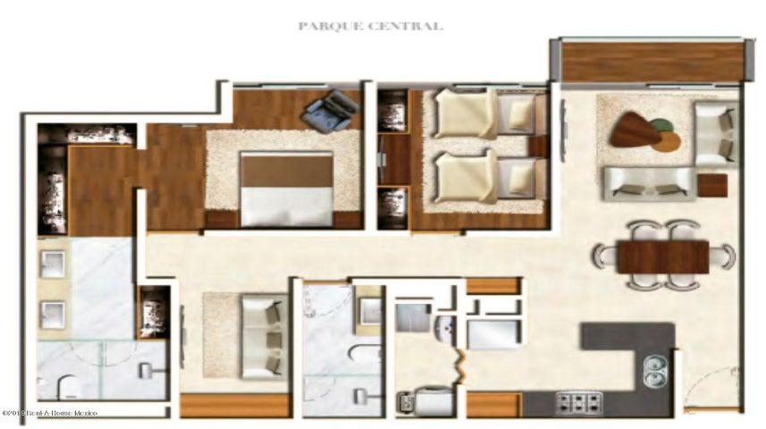 Departamento Distrito Federal>Benito Juárez>Nápoles - Venta:6.705.131 Pesos - codigo: 21-1913