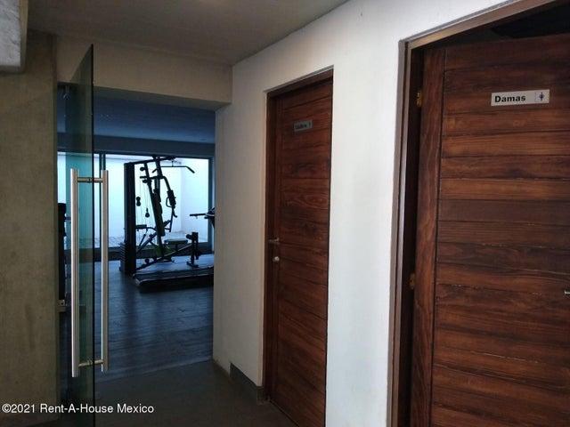 Departamento Distrito Federal>Cuajimalpa de Morelos>Contadero - Renta:15.000 Pesos - codigo: 21-1946