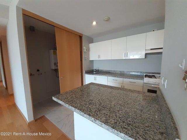 Departamento Distrito Federal>Cuajimalpa de Morelos>Contadero - Renta:22.000 Pesos - codigo: 21-1802