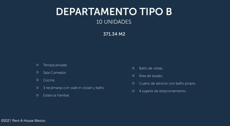 Departamento Estado de Mexico>Huixquilucan>Conjunto Urbano Bosques Real - Venta:15.300.000 Pesos - codigo: 21-2127