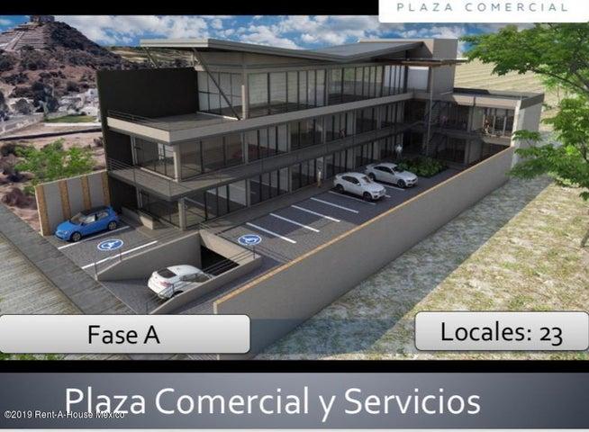 Local Comercial Queretaro>Corregidora>El Pueblito - Venta:1.550.000 Pesos - codigo: 21-2233
