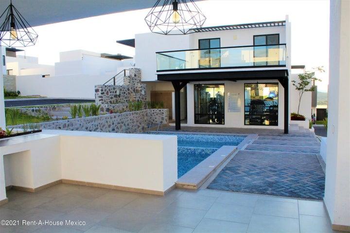 Casa Queretaro>El Marques>Zibata - Venta:4.070.538 Pesos - codigo: 21-2275